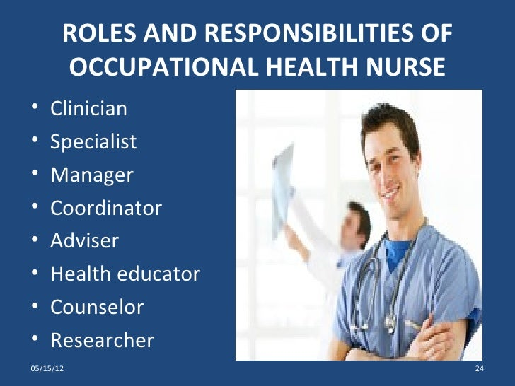 role and responsibility of the nurse The role of the oncology nurse the heart of health care: oncology nursing it is often said that nurses are the heart of what are the main duties of an oncology.