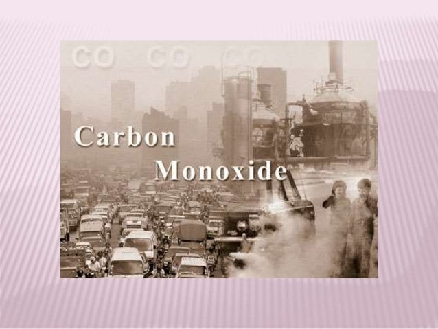 When you smell an odorless gas, it is probably carbon monoxide.