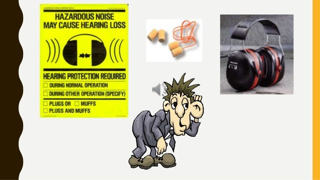 Occupational noise hazard