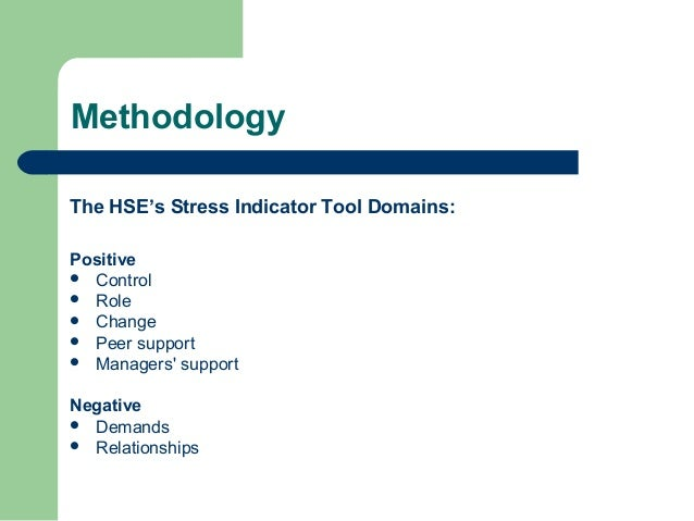 occupational stress indicator osi This paper investigates the validity of four subscales of the occupational stress  inventory (osi) data derived from a sample of british managers are used to.