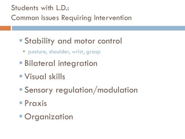 Occupationaltherapyinschoolsettings 1 16 2012 rev for Motor free visual perception test
