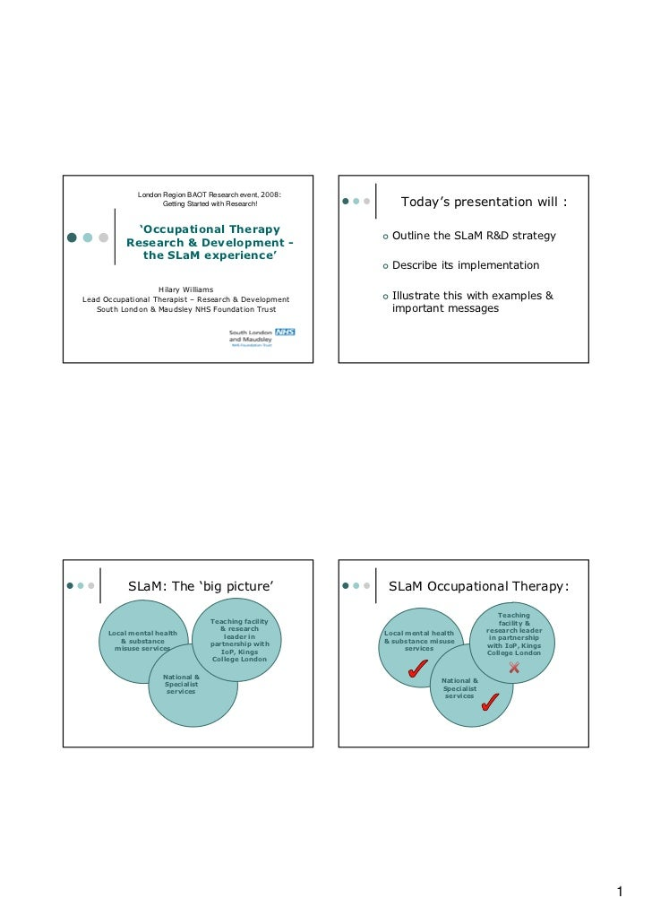Occupational-Therapy-R&D-SLAM-Ex-LLL event-London region-Williams.pdf