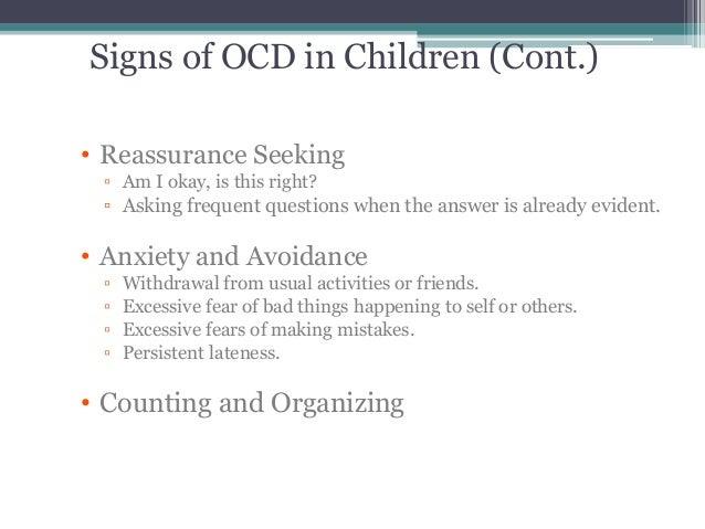 ocd writing and erasing hell