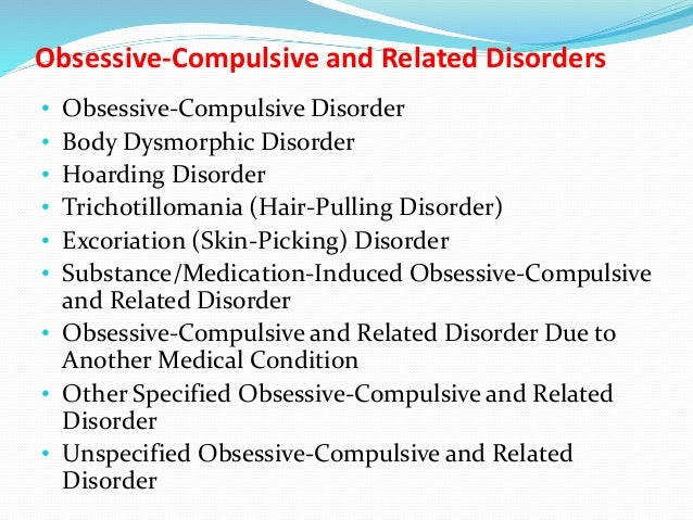 "persuasive speech on obsessive compulsive disorder ""eating disorders such as anorexia, bulimia, and binge eating disorder include extreme emotions, attitudes, and behaviors surrounding weight and food issues."