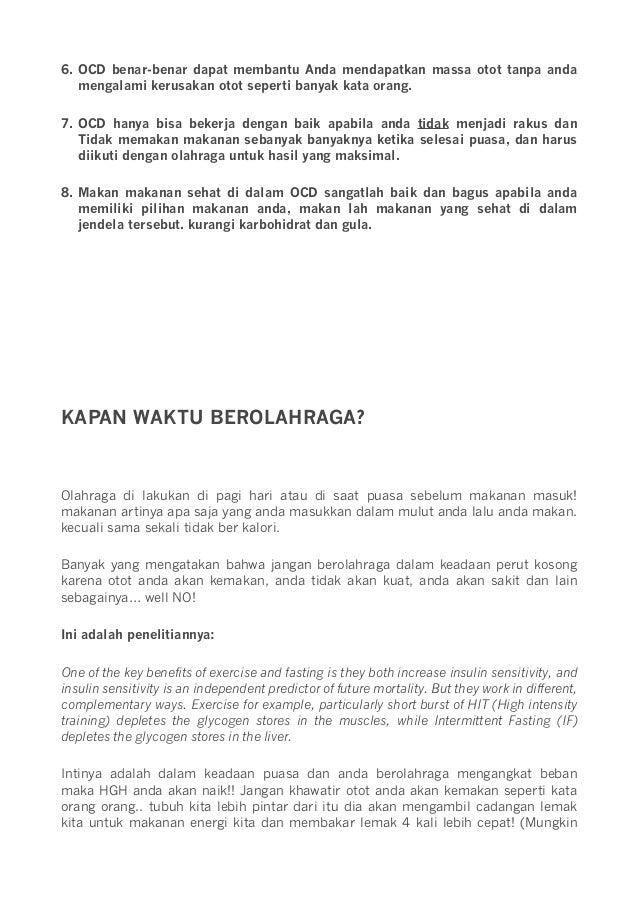 Cara Menggemukkan & Menambah Berat Badan Saat Puasa di Bulan Ramadhan