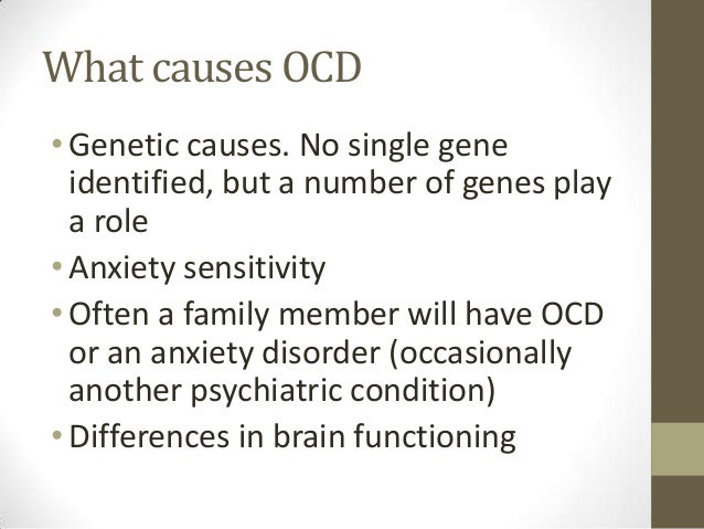 obsessive compulsive disorder psychology The psychological treatment of obsessive-compulsive disorder jonathan s abramowitz, phd' the psychological treatment of obsessive-compulsive disorder (ocd) with exposure and.