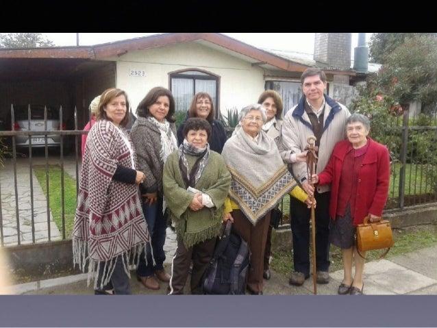 """Durante el sábado 24 en la tarde nos trasladamos al Santuario de Auco donde tuvimos la """"Misa del Encuentro"""" y a su término..."""