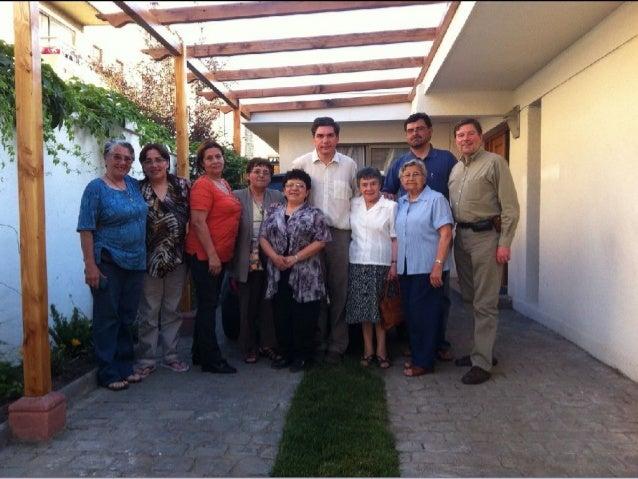 Durante el domingo 25, después de Laudes y desayuno, nos embarcamos en tres buses para trasladarnos hasta Viña del Mar, pa...