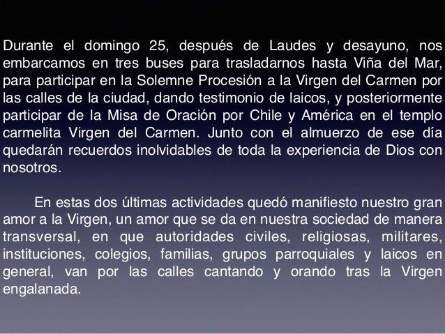 ORDEN SEGLAR CARMELITAS DESCALZOS CHILE