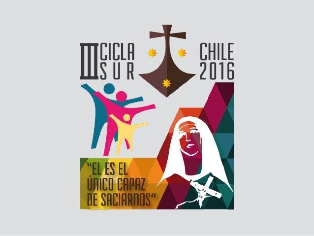 Con mucha alegría el Carmelo Seglar del Cono Sur Latinoamérica formado por las dos provincias de Brasil, Paraguay, Uruguay...