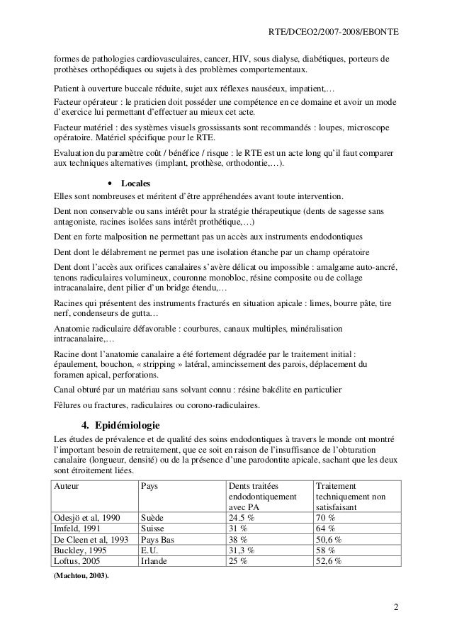 RTE/DCEO2/2007-2008/EBONTE 2 formes de pathologies cardiovasculaires, cancer, HIV, sous dialyse, diabétiques, porteurs de ...
