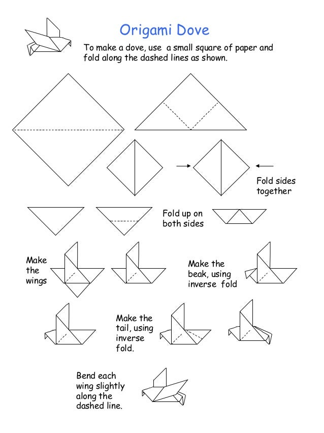 How to: Origami Boat | How to: Origami | 851x638