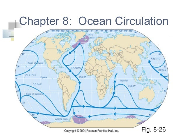 Chapter 8: Ocean CirculationFig. 8-26