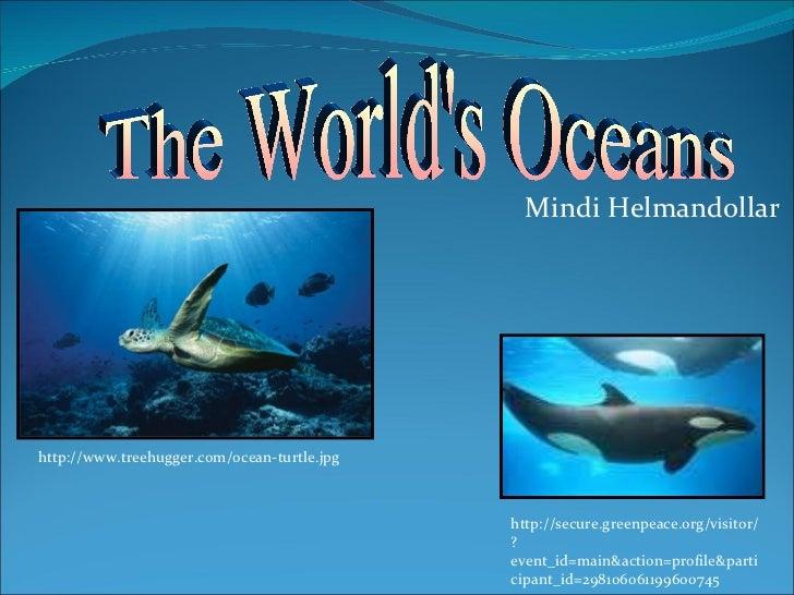 Mindi Helmandollar http://www.treehugger.com/ocean-turtle.jpg http://secure.greenpeace.org/visitor/?event_id=main&action=p...