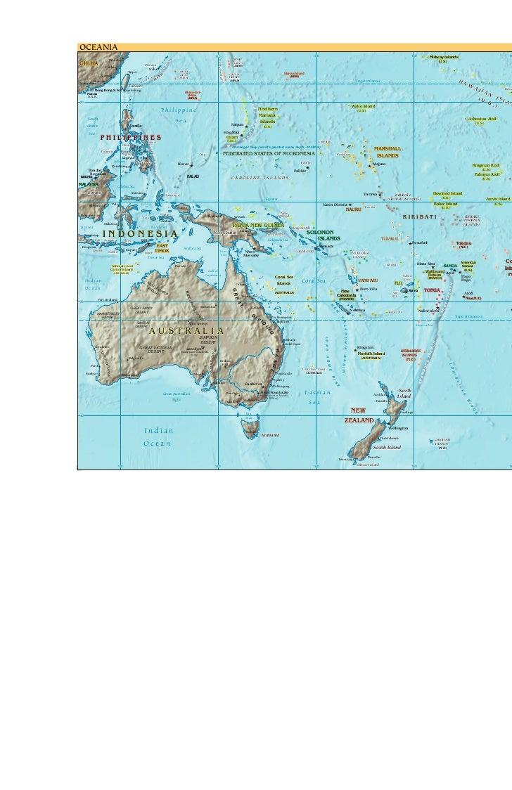 OCEANIA                                    120                                                                            ...