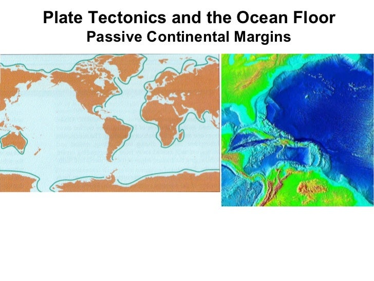 Ocean morphology plate tectonics and the ocean floor sciox Images
