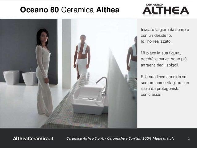 OCEANO Ceramica Althea Slide 2
