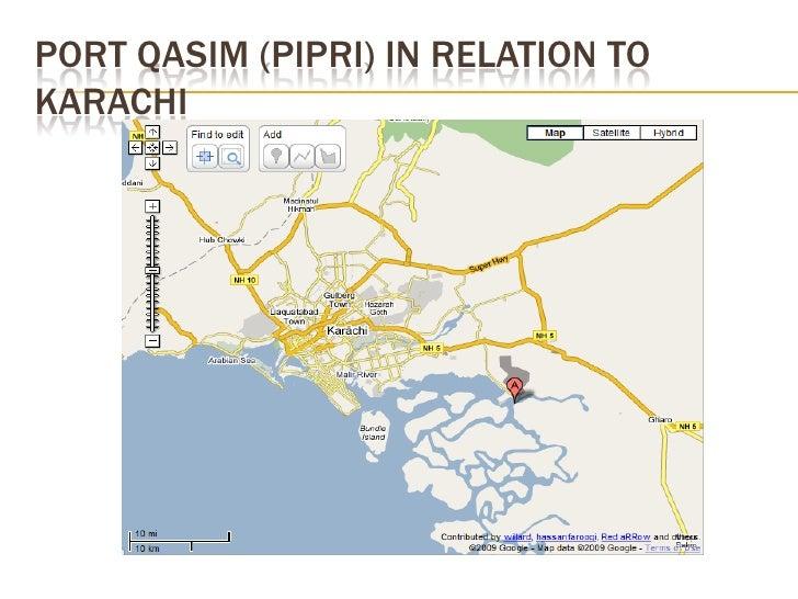 PORT QASIM (PIPRI)