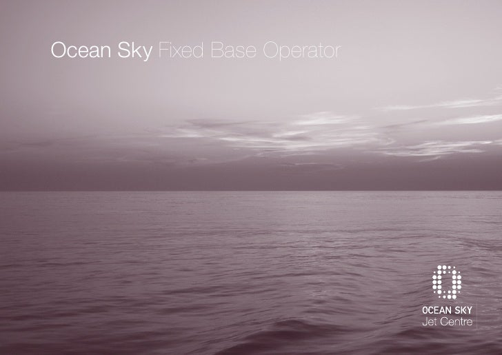 Ocean Sky Fixed Base Operator