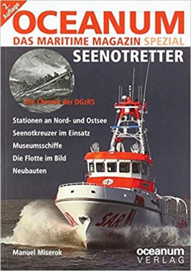 [PDF] OCEANUM, das maritime Magazin SPEZIAL Seenotretter: Seenotretter: Die Chronik der DGzRS download PDF ,read [PDF] OCE...