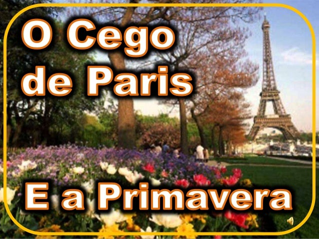O Cego de Paris