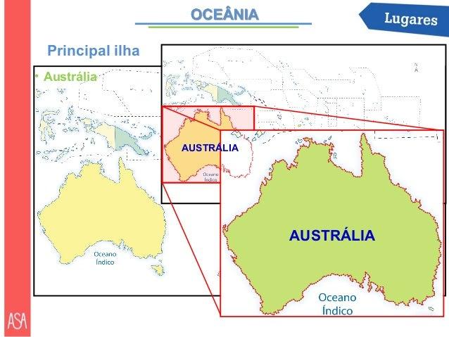 Oceânia    Slide 2