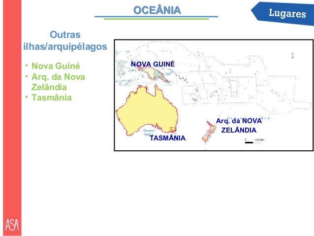 Oceânia    Slide 3