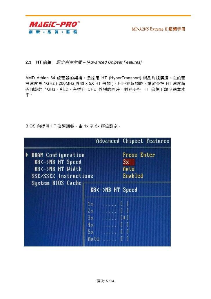 MAgic-Pro MP-A2N5 ExtremeII Drivers PC