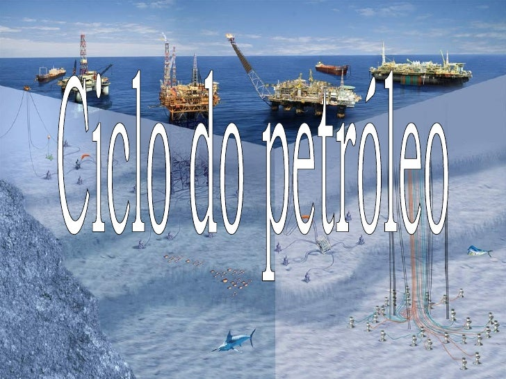 Ciclo do petróleo