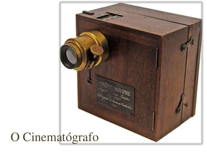 O Cinematógrafo