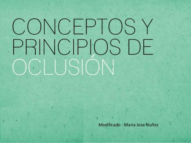 Modificado : Maria Jose Nuñez
