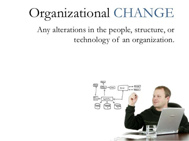 The Stress of Organizational Change - Change Management