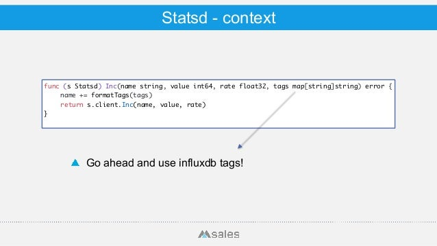 Timeseries - data visualization in Grafana