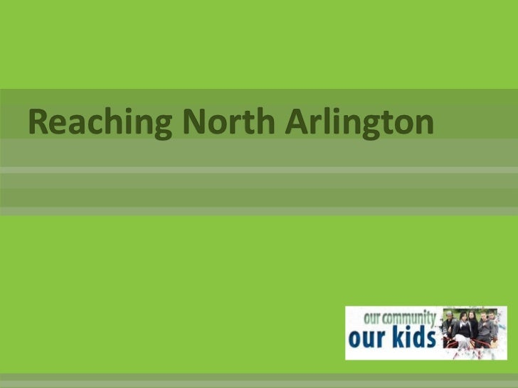 Reaching North Arlington<br />