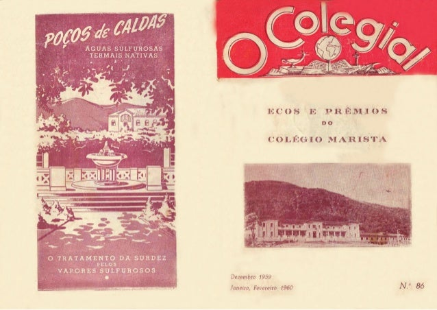 O colegial janeiro 60