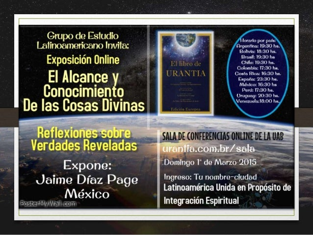 REFLEXÕES SOBRE VERDADES REVELADAS • Muito amados irmãos, estudantes e amigos que leem, estudam e amam O Livro de Urântia,...
