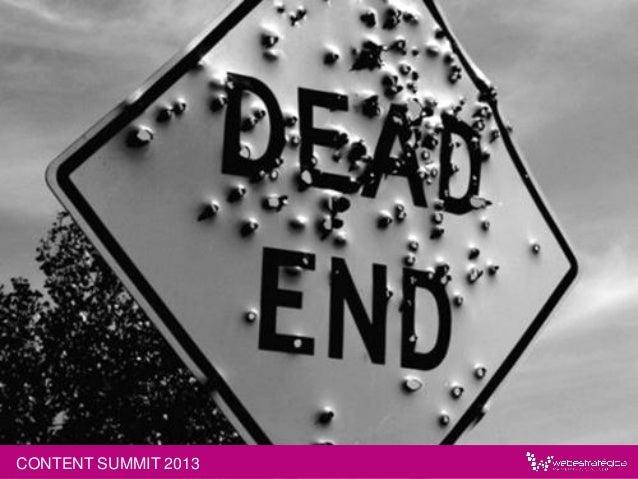O conteúdo é o novo SEO - Rafael Rez Oliveira - Content Summit 2013