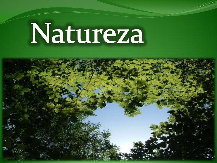 Natureza<br />