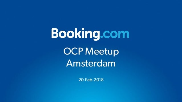 OCP Meetup