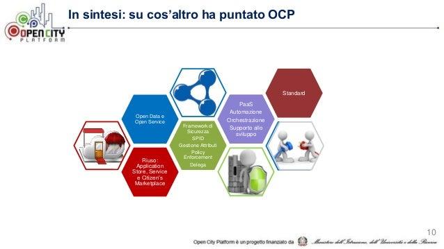 In sintesi: su cos'altro ha puntato OCP Riuso: Application Store, Service e Citizen's Marketplace Framework di Sicurezza S...