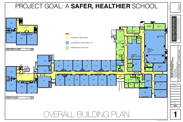 Ocean city primary school renovation plans for School project plan