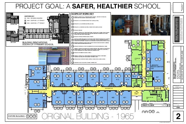 Ocean City Primary School Renovation Plans