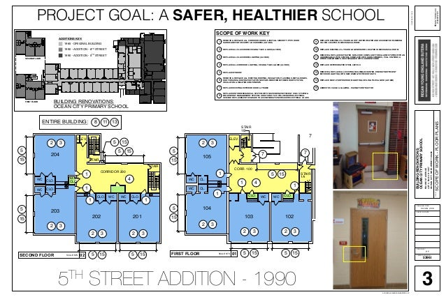 Ocean City Primary School Renovation Plans