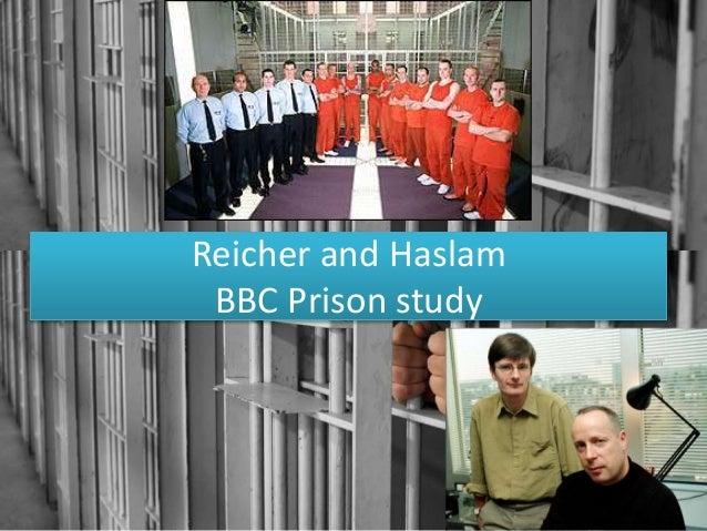 The experiment bbc prison study