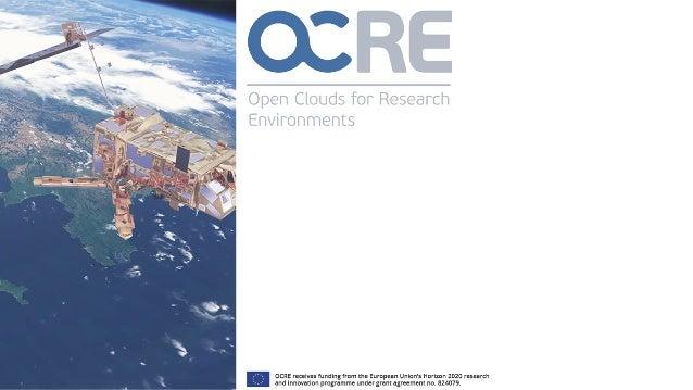 OCRE Cloud tender General Information • Published April 15 2020 - Open European Procedure. Following Dutch public procurem...