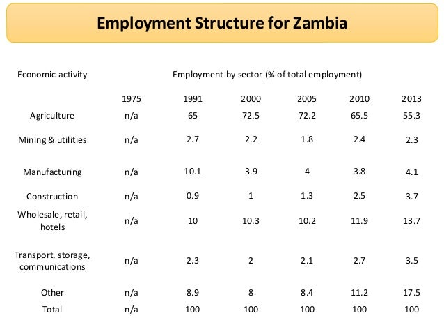 economy and globalization in zambia The imf press center is a password-protected site for working the globalization of the world economy is the integration of economies throughout the world.