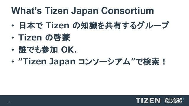 Tizen & Crosswalk Slide 3