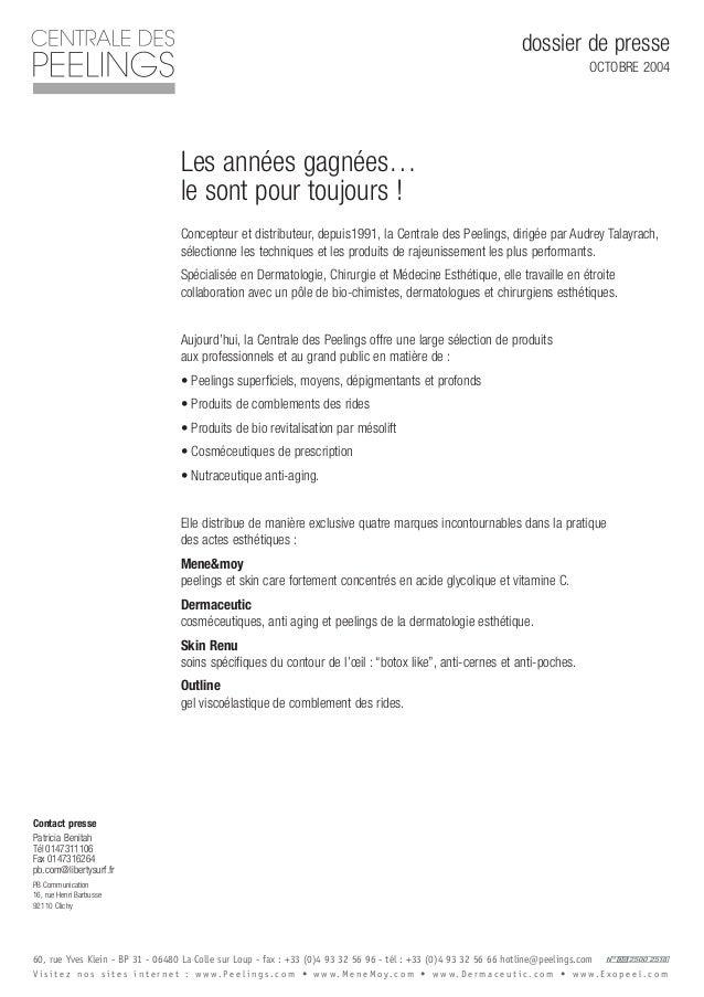 60, rue Yves Klein - BP 31 - 06480 La Colle sur Loup - fax : +33 (0)4 93 32 56 96 - tél : +33 (0)4 93 32 56 66 hotline@pee...