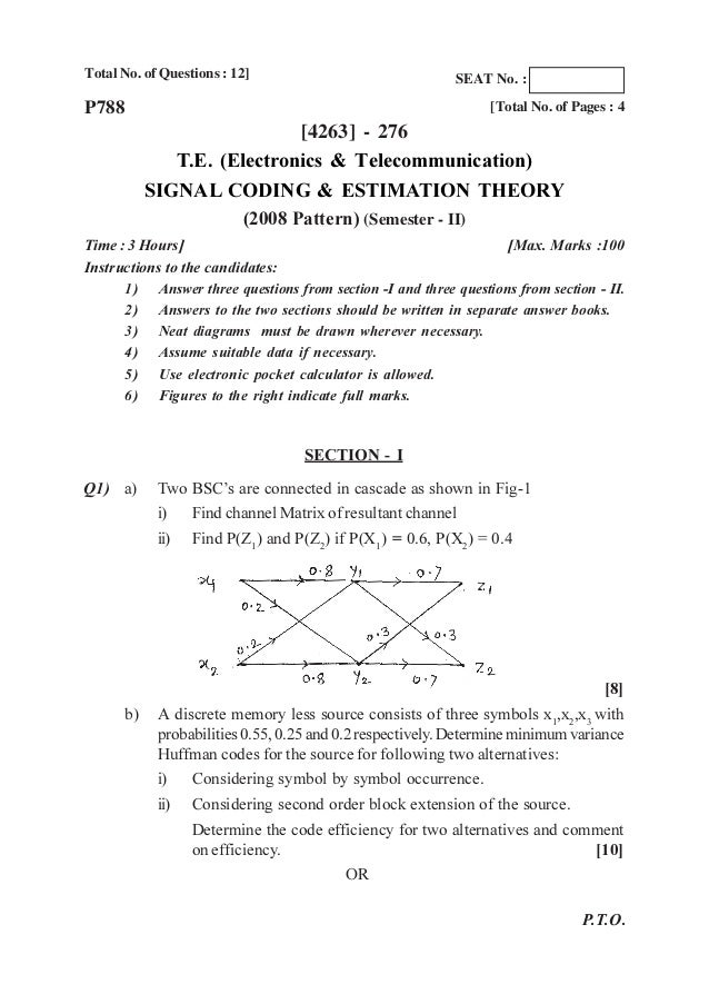 Microcontroller Based System Design Question Paper