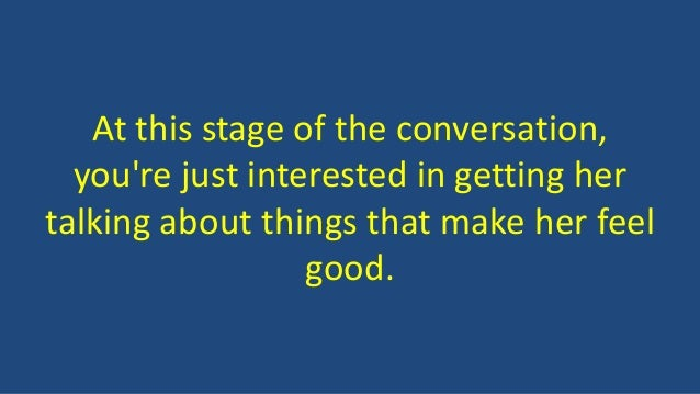 Things To Ask A Girl To Keep A Conversation Going